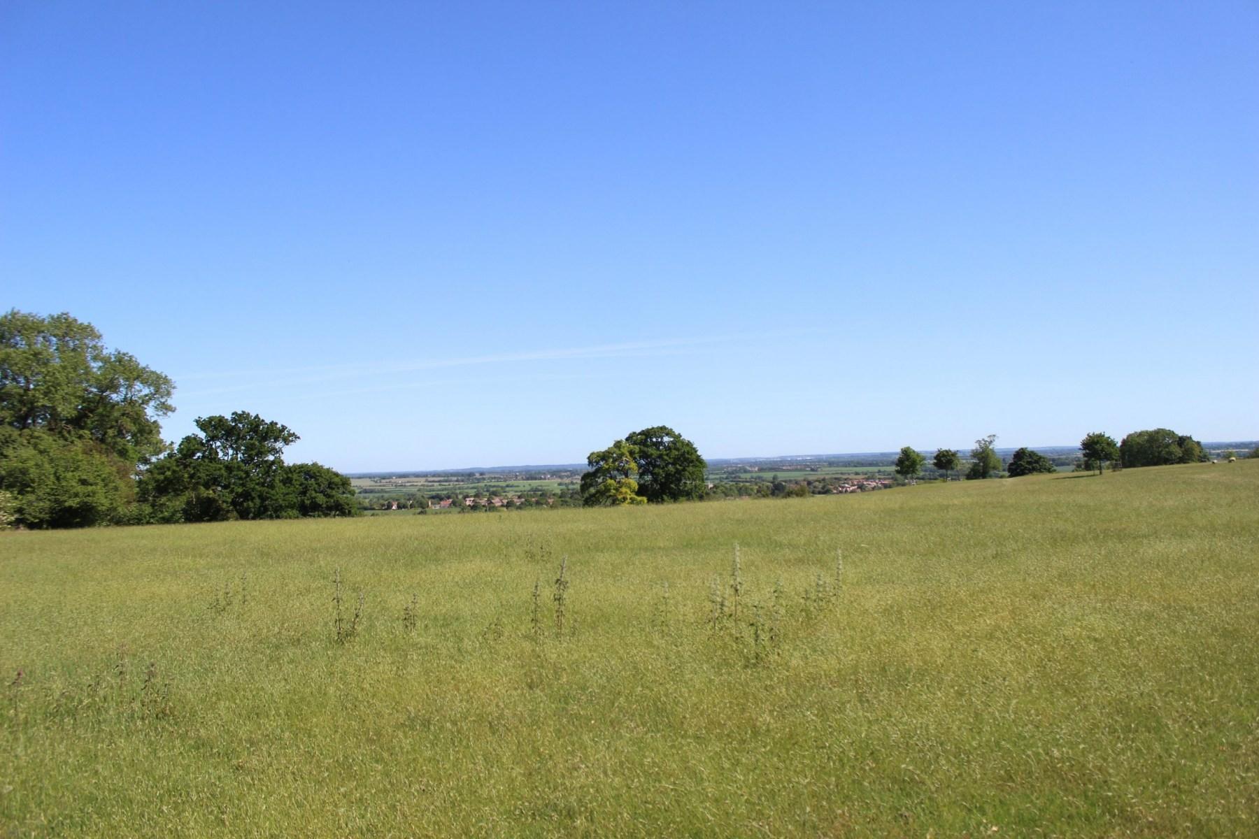 Near Pegsdon