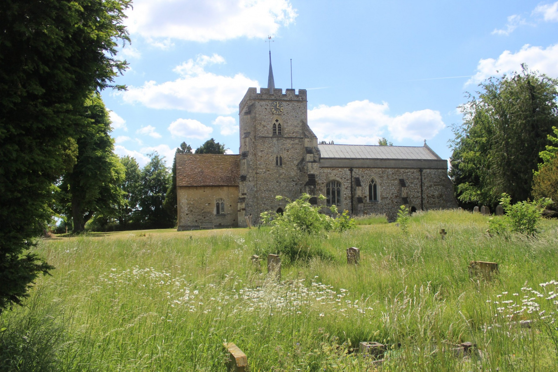 Pirton Church